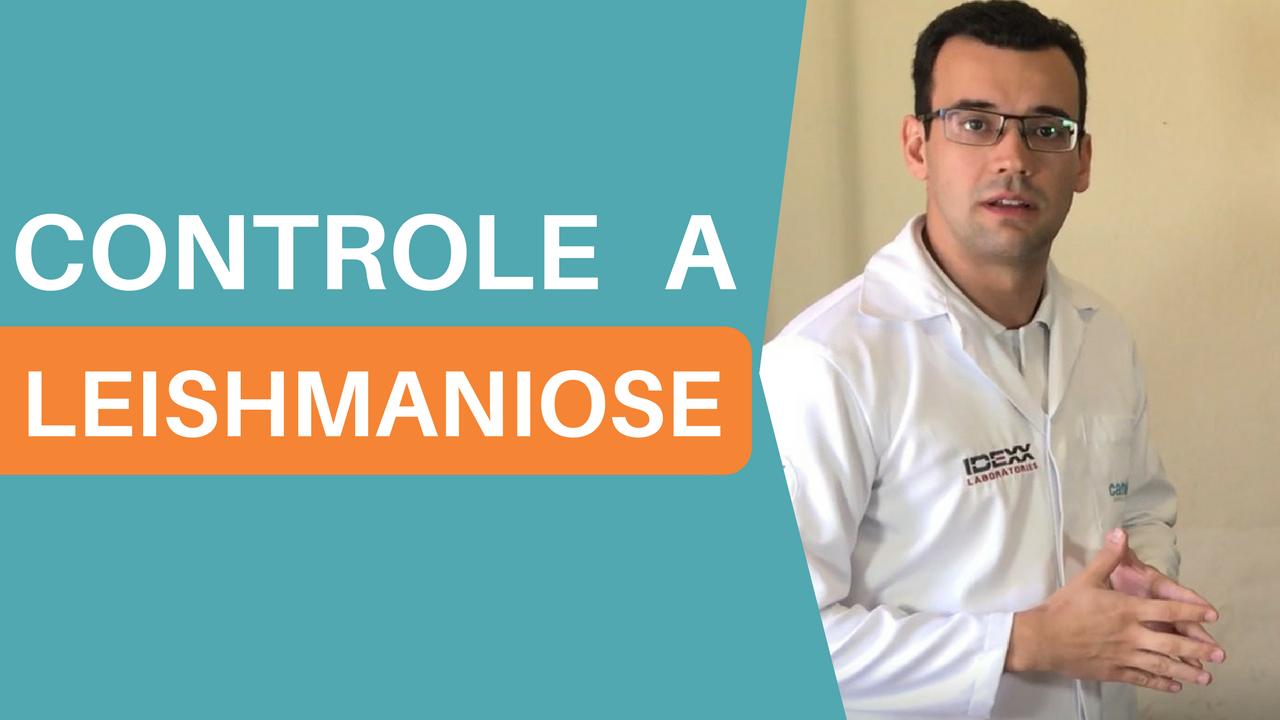 Controle a Leishmaniose
